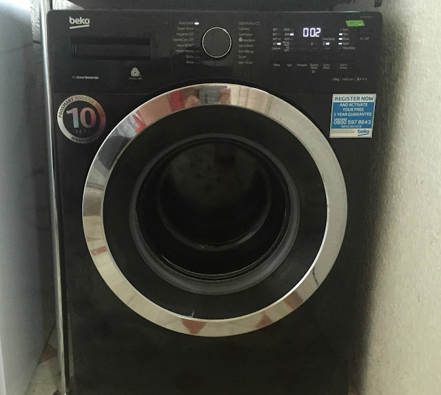 Beko WX943440B washing machine