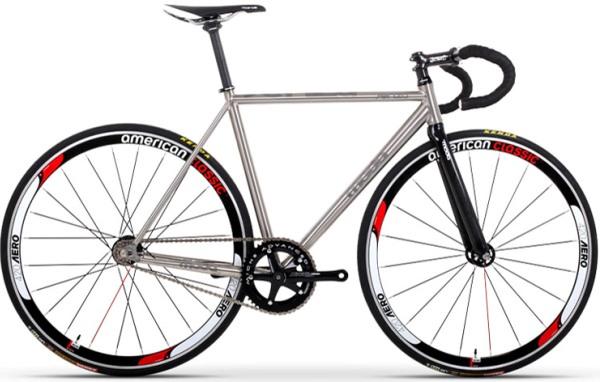 cyclingmalaya: 2012 Moda Senza Titanium Track Racing Road Bike