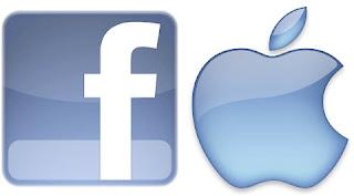 Facebook y Apple siguen cerrando a la baja desde hace semanas