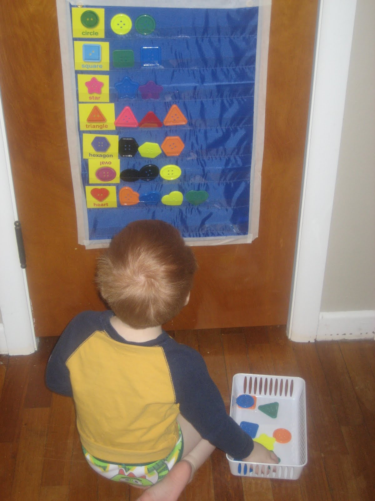 The Preschool Experiment Tot School Just Hanging Out