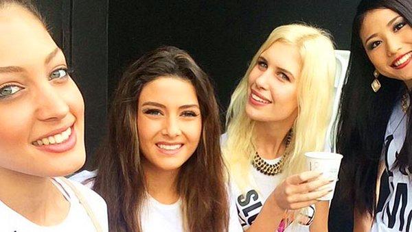 Seinfeld Miss Libano y Miss Israel Miss Universo 2015