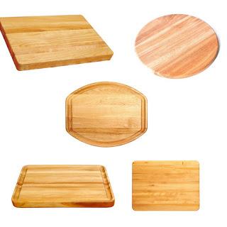 Thớt làm từ gỗ Birch