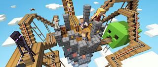 Minecraft, videojuegos para regalar en navidad