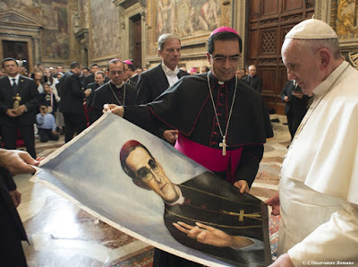 Pope Francis will concelebrate commemoration of martyrdom of Archbishop Romero