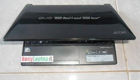 Acer Aspire One D255E hitam