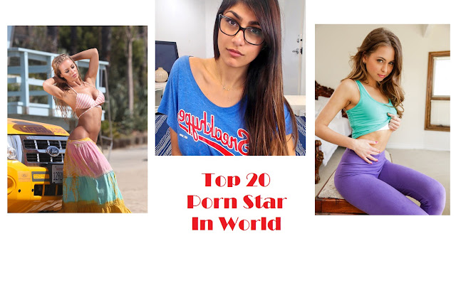 top 20 porn star of world