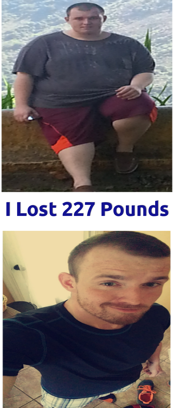 I Lost 227 Pounds