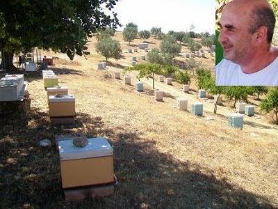 Μια επίσκεψη στο κτήμα του μελισσοκόμου Μάκη Μπαϊρακτάρη στο Κρανίδι μια παράδοση στη μελισσοκομεία από τον παππού του