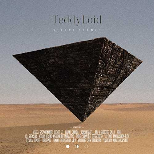 [Album] TeddyLoid – SILENT PLANET (2015.12.02/MP3/RAR)