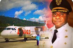 Manuel Piter Urbinas Ajak ASN Gunakan Pesawat Wings Air dan Susi Air