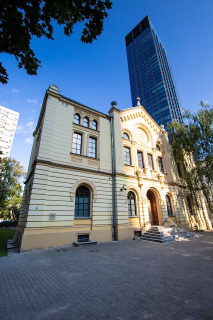Nozyk Sinagoga-Varsavia