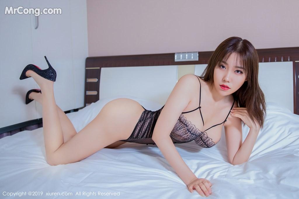 Image XIUREN-No.1333-Xiao-Mian-Mian-MrCong.com-008 in post XIUREN No.1333: Xiao Mian Mian (小绵绵) (41 ảnh)