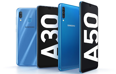 Samsung A30 A50