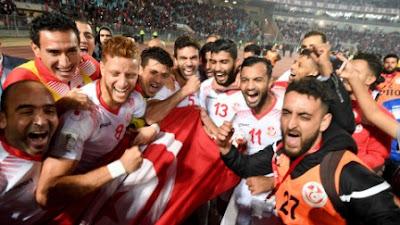Tunisia Lengkapi Wakil Afrika di Piala Dunia 2018
