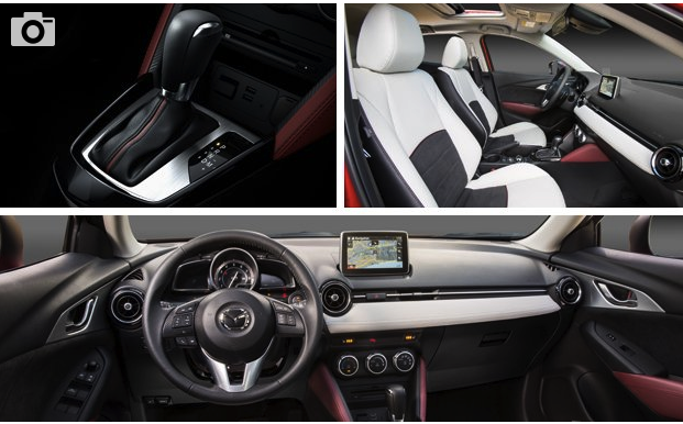 Mazda Touring Telescoping Wheel