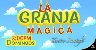 LA GRANJA 2 | Teatro Santa Fe