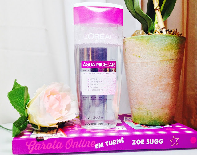 Água Micelar, Solução de Limpeza 5 em 1 -  L'oréal Paris