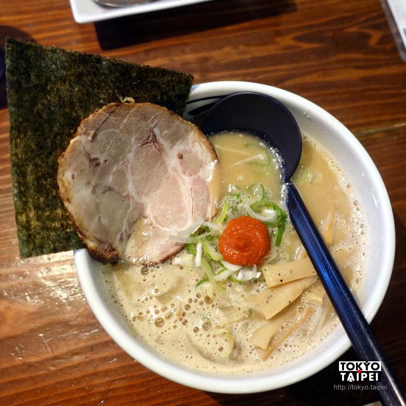 【追風丸】從北海道乘風而來沖繩 令人驚艷的味噌拉麵
