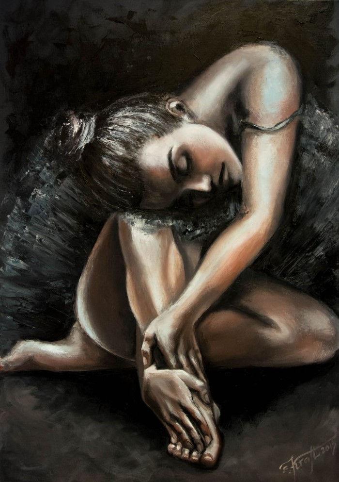 Красивые, содержательные образы. Elena Kraft