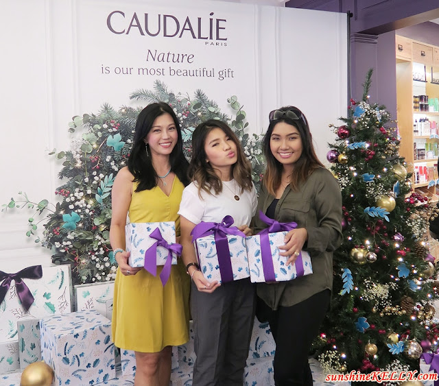Caudalie 2017 Holiday Collection
