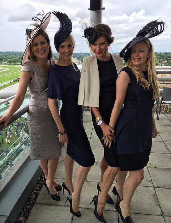 day one royal ascot fashion as it happens