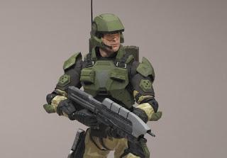 Halo models: Attempt 1 at Honour Guard CCS page 3 - Forum