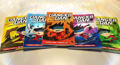 Co-author of the Danger Dan series