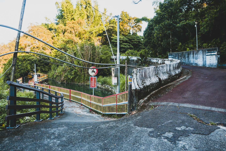 石岡電火圳生態步道