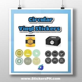 photo regarding Printable Vinyl Stickers known as Vinyl Sticker Printing - Philippines