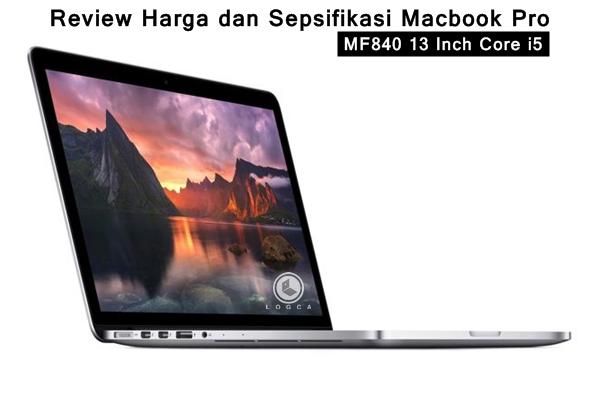 Apple Macbook Pro MF840 13 Inch Core i5