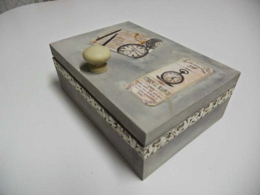 caja de puros tuneada para dia del padre