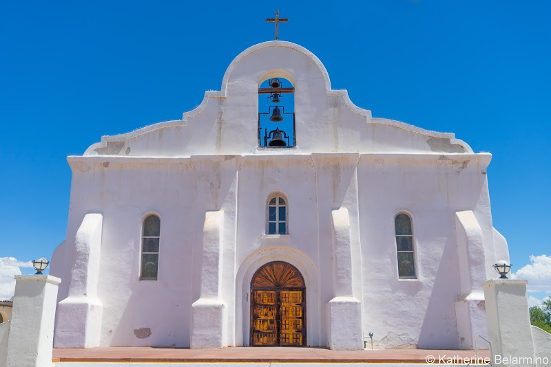 San Elizario Presidio Chapel El Paso Things to Do Texas Weekend Getaway