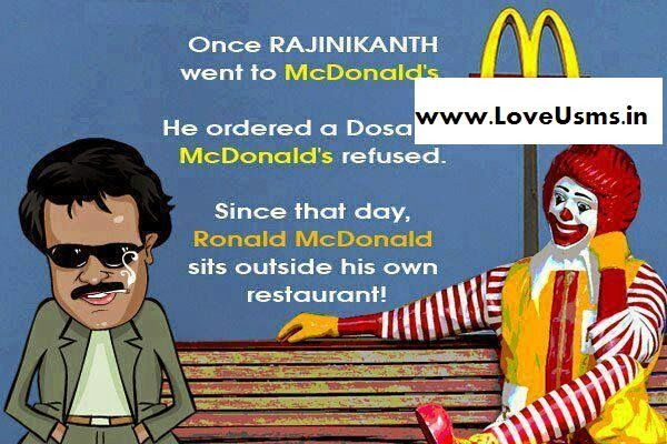 Rajinikanth Funny Whatsapp Jokes Status And Chutkule In Hindi And English Whatsappmobi Com