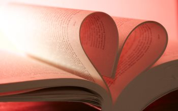 Wallpaper: Lovely Book