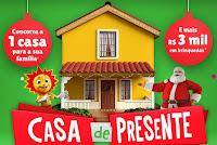Promoção Casa de Presente RiHappy umacasadepresente.rihappy.com.br