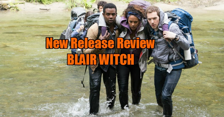 Blair witch release date in Melbourne