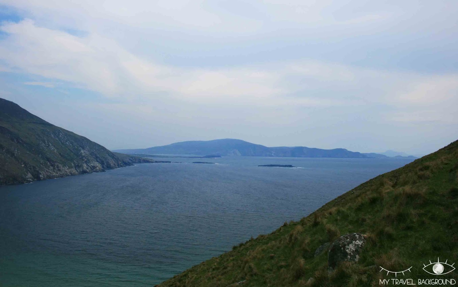 My Travel Background : un grand bol d'Eire dans le comté de Mayo en Irlande - Achill Island