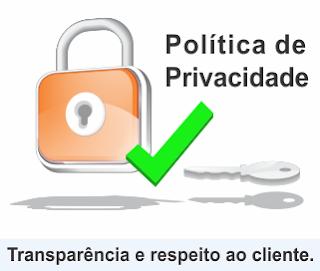 Politica da Privacidade