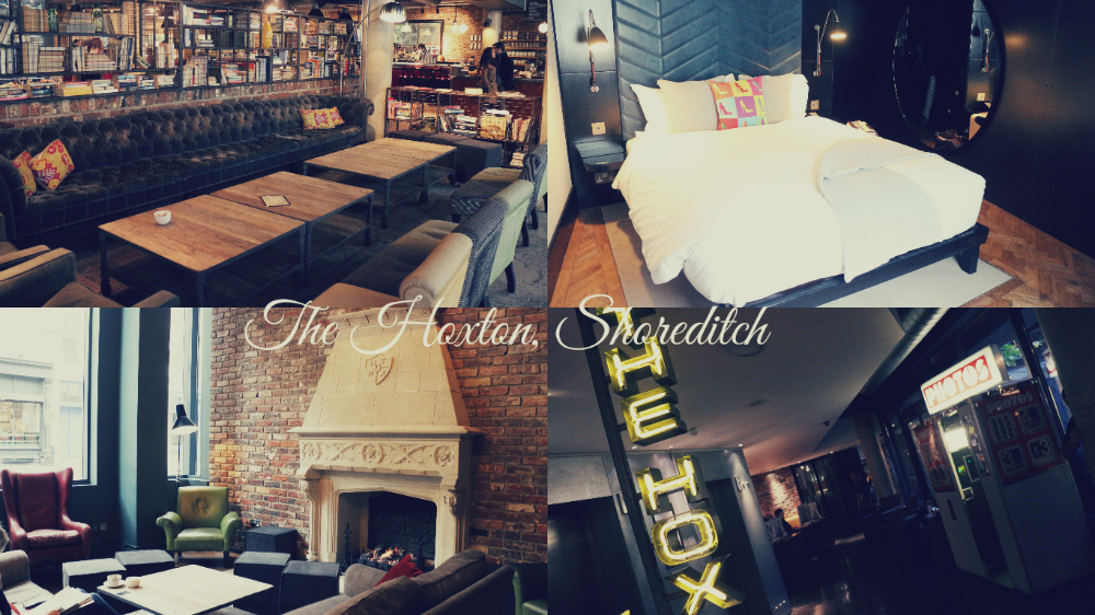 #PillowTalk: A review of Hoxton Hotel, Shoreditch