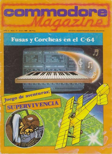 Commodore Magazine #11 (11)