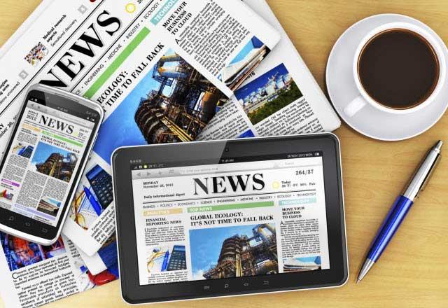 unsur elemen jenis macam contoh nilai berita news values surat kabar majalah tabloid situs online artikel feature teknik menulis wartawan jurnalis reporter pengertian definisi arti media massa