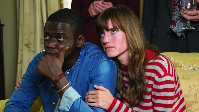 """Daniel Kaluuya and Allison Williams in """"Get Out"""""""