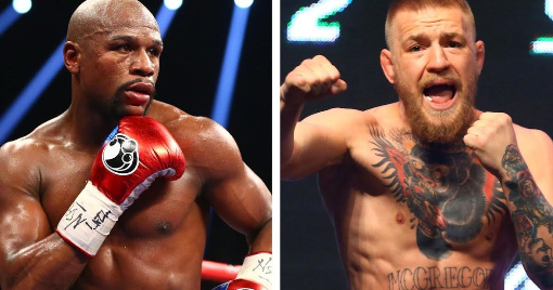 UFC boss offers Floyd Mayweather and Conor McGregor £20.5million each to fight each other