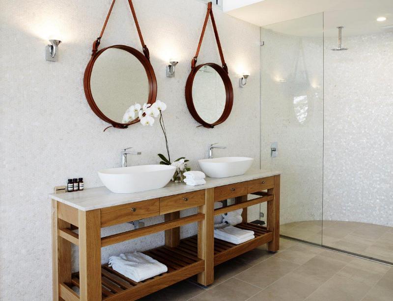 Espejos redondos para el cuarto de ba o - Espejos redondos para banos ...