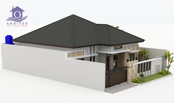 Desain Eksterior Rumah Modern