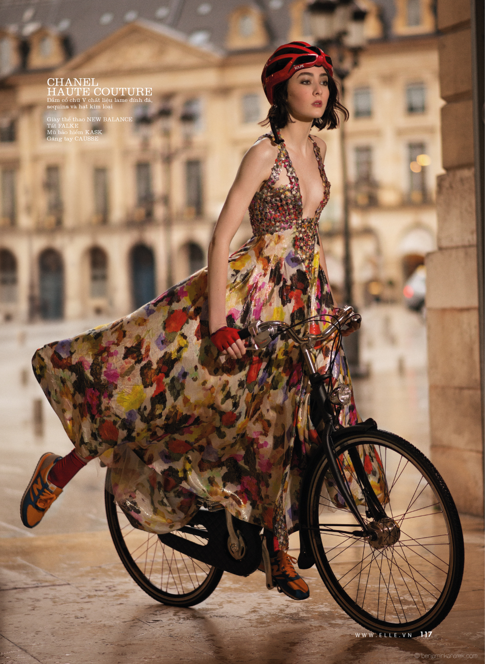 Zsazsa bellagio like no other haute couture tour de france for Couture france