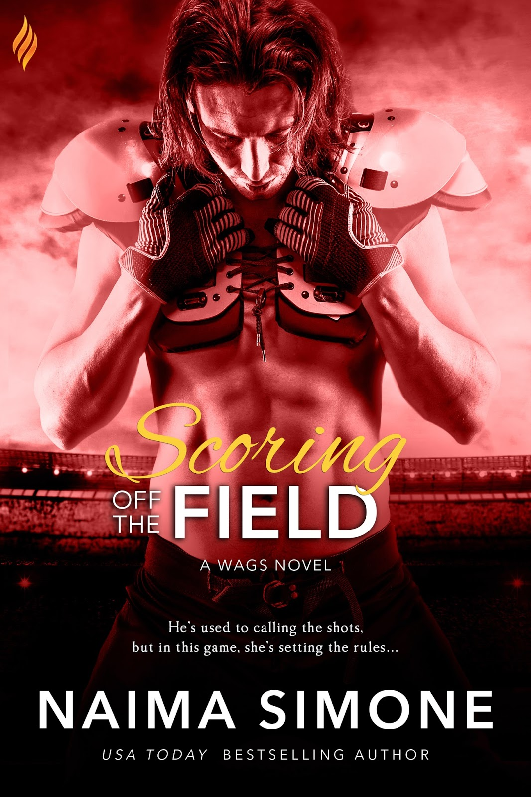 Cris Reads: SCORING OFF THE FIELD (WAGS #2) by Naima Simone