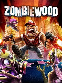 Zombiewood game ponsel Java jar