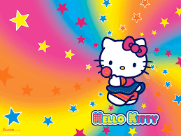 Gambar Wallpaper Hello Kitty HD Bergerak