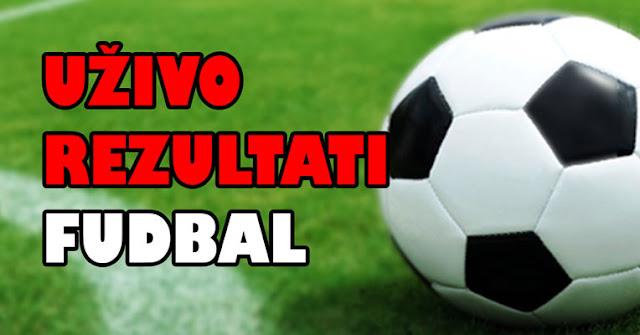Rezultati fudbal UŽIVO